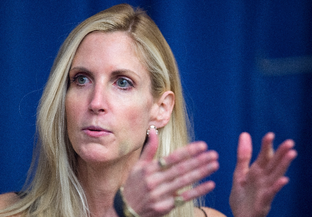 Groups sue UC Berkeley over Ann Coulter appearance