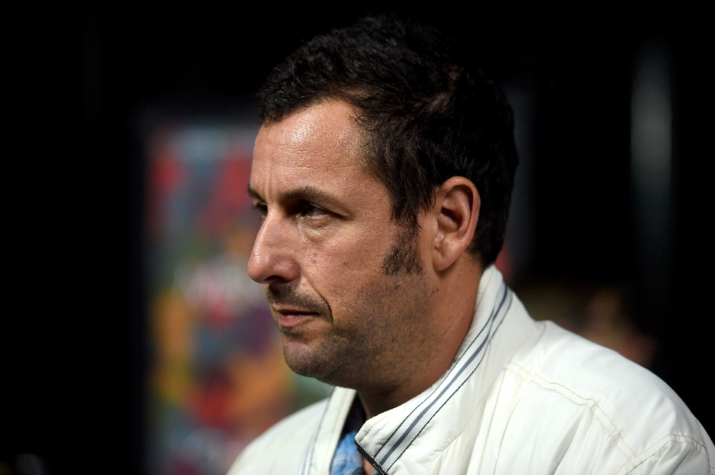 Sandler mum on native American film walk-out