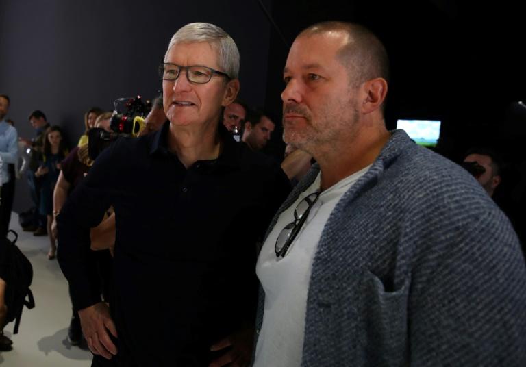 Apples star designer Jony Ive to set up own firm