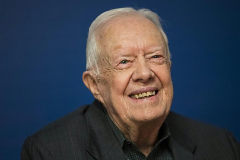 Former US president Jimmy Carter again hospitalized