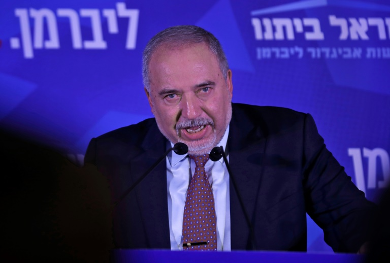 Israels Lieberman: from nightclub bouncer to potential kingmaker