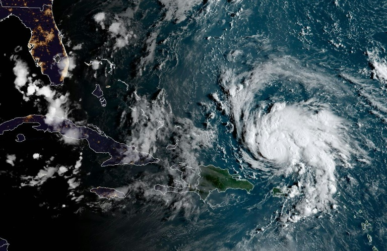 Hurricane Dorian moves towards US coast as seven killed in Bahamas