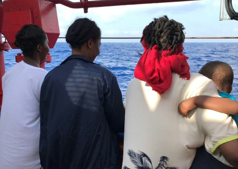 For rescued migrant, Libya stay was worst ordeal on way to Europe