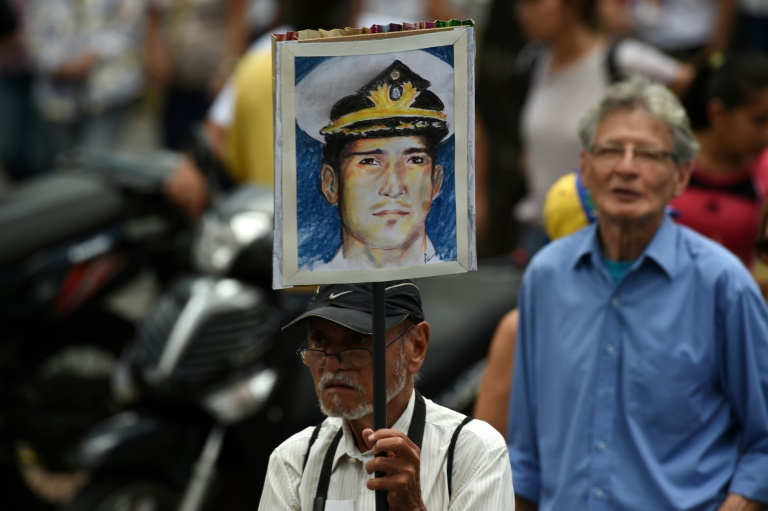 Two soldiers sentenced to six years over Venezuelan officers death