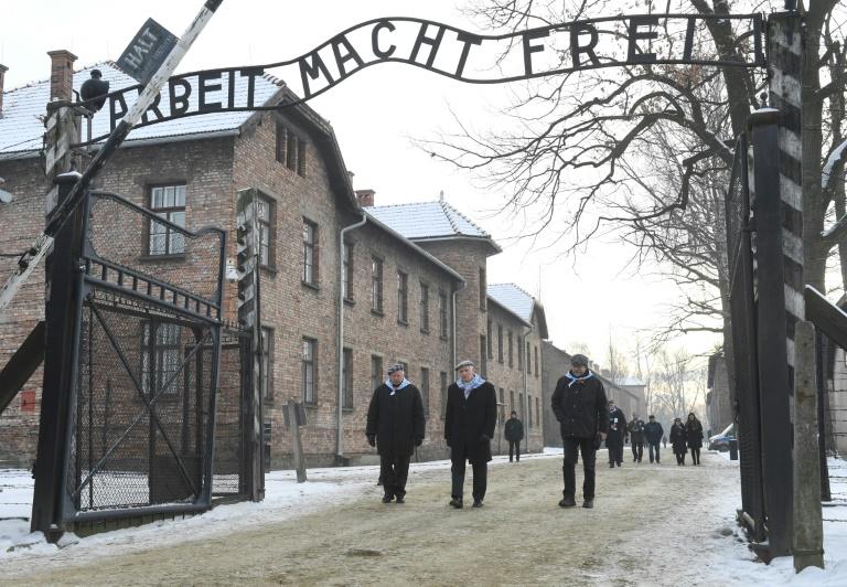 Kazimierz Albin, early Auschwitz prisoner, dies in Poland