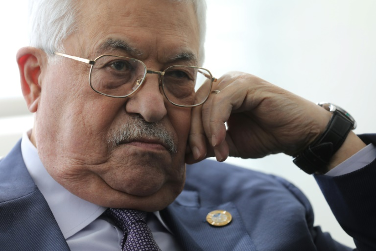 Palestinian president to pledge elections at UN: official