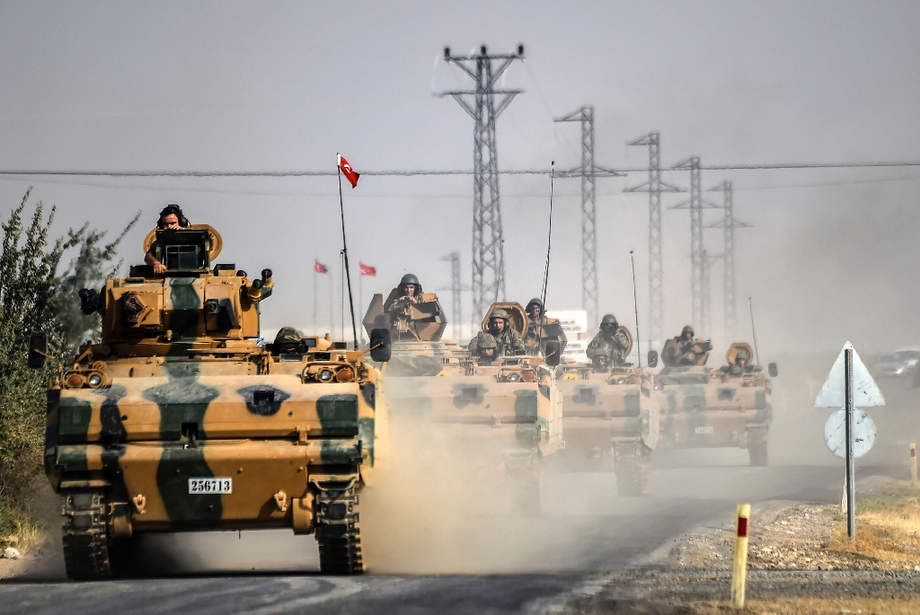 Turkey's Syria operation could spark escalation, warns France