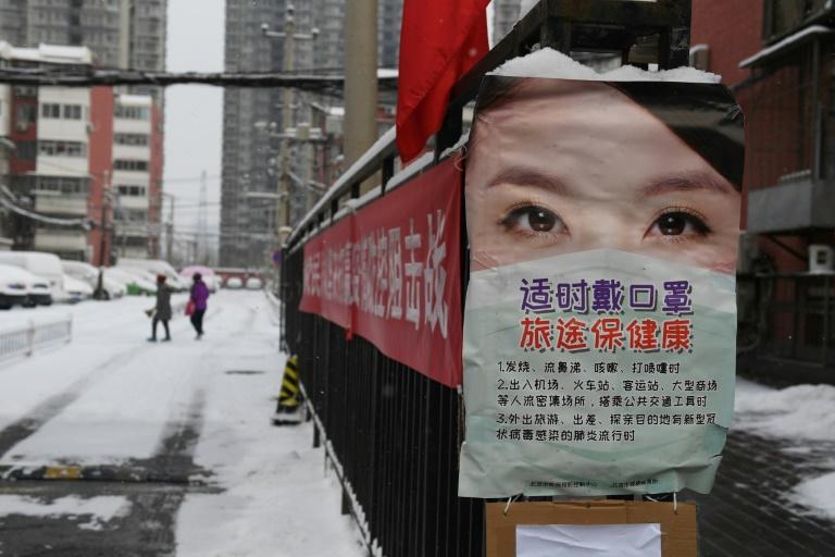 Beijing mobilises the masses in peoples war
