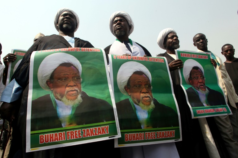 Nigerian Shiite leader granted bail for medical care abroad