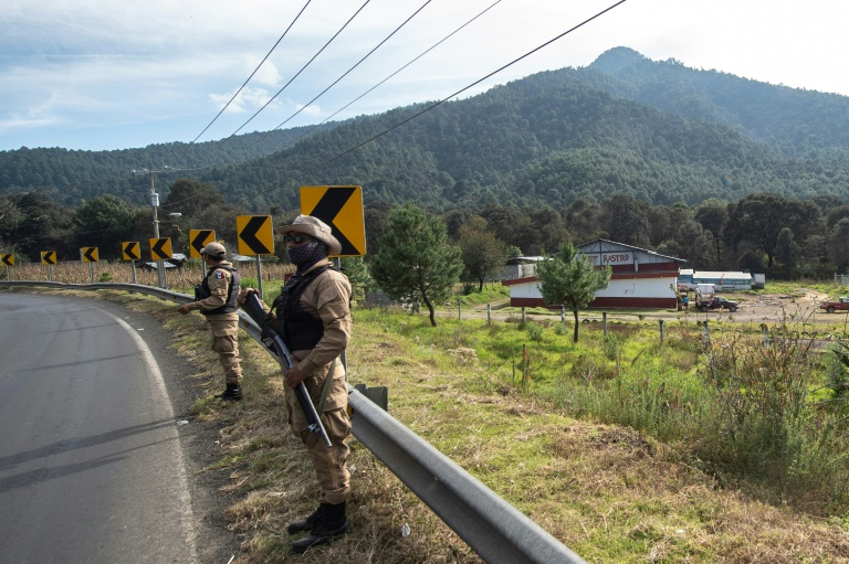 A Mexican indigenous towns environmental revolt