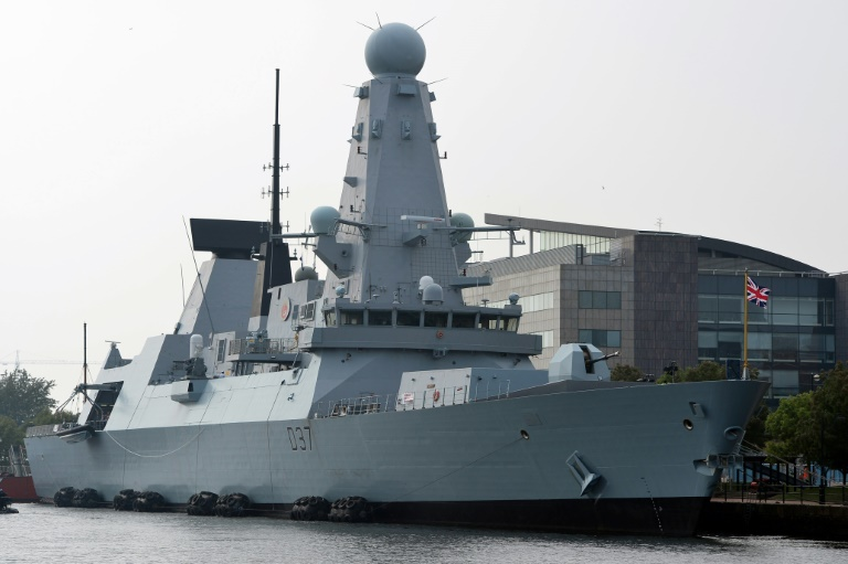 Britain sends second warship to Gulf after Iran tanker standoff