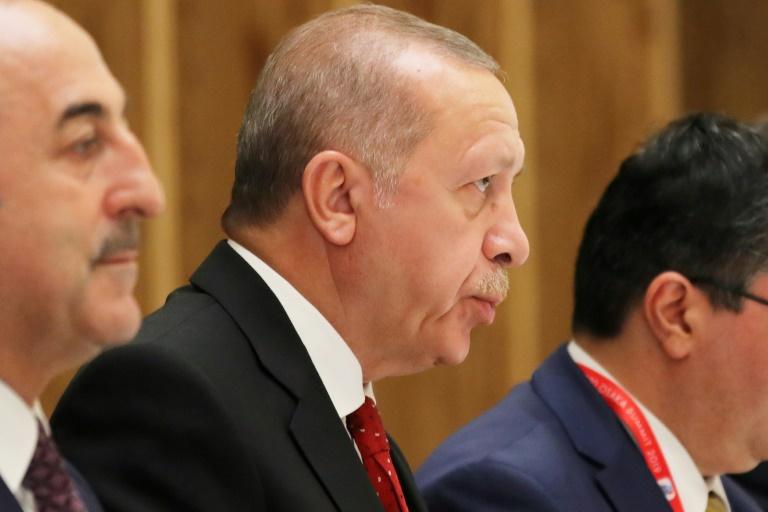 Libyas Haftar nothing but a pirate: Erdogan
