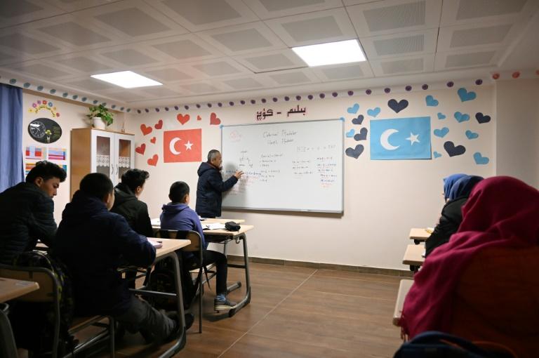 China took their parents: the Uighur refugee children of Turkey