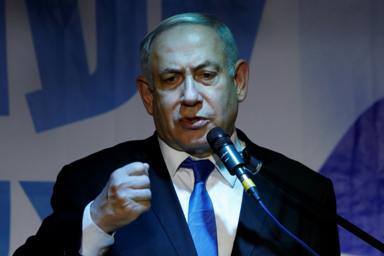 Israels indicted Netanyahu faces party leadership challenge