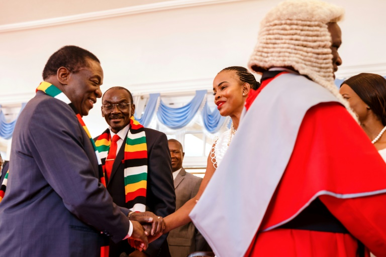 Zimbabwes VP wife sues husband over access to children, house