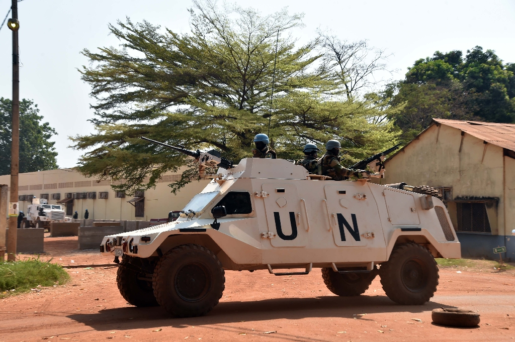 UN chief condemns violence in Central African Republic