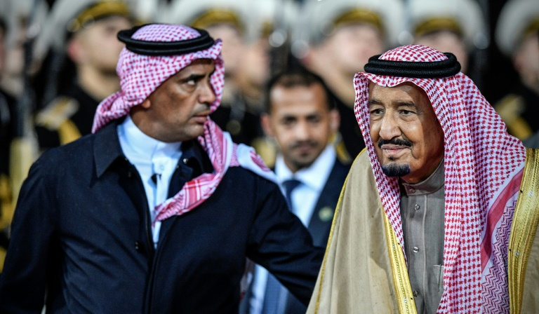 Bodyguard of Saudi king killed in shooting: police