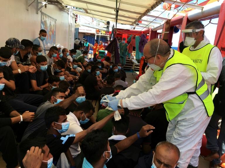 Germany lambasts shameful handling of migration by EU