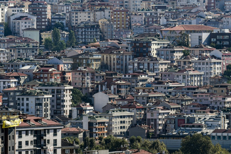20 years after deadly quake, Istanbul ill-prepared for Big One