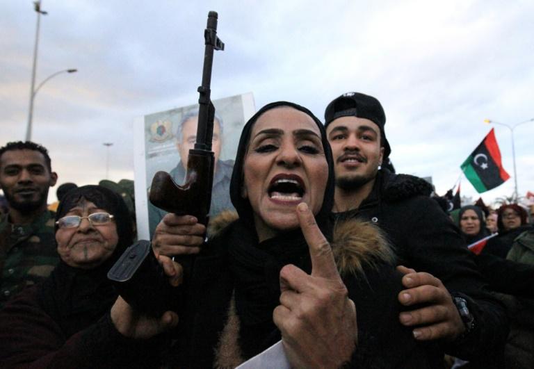 Haftars Sirte seizure major blow to Libya government, analysts say