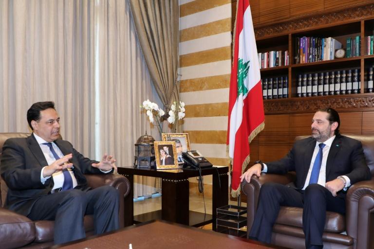 Lebanon PM-designate begins tough talks to form government