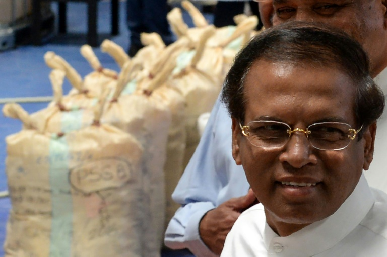 Easter attackers should be executed says Sri Lanka president