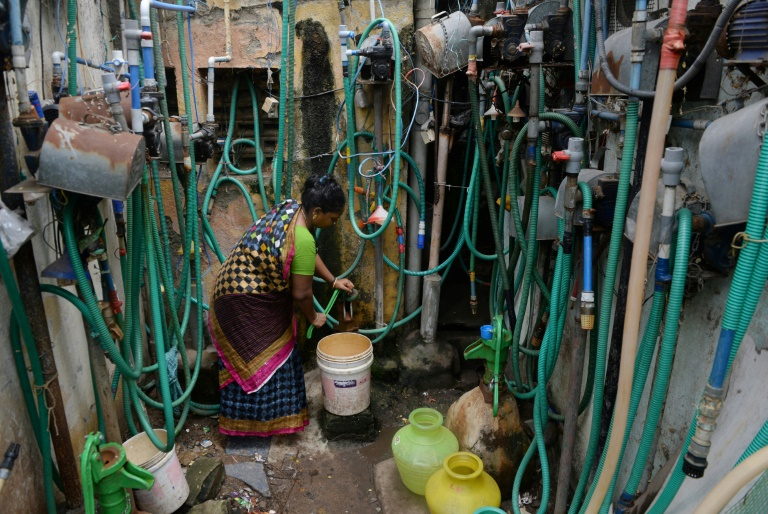 Quarter of worlds population facing extreme water stress