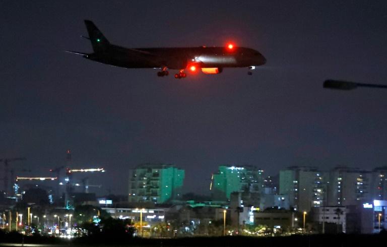 Second Etihad plane from UAE lands in Israel