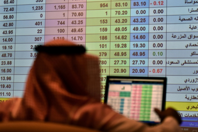 Aramco sinks as Gulf bourses rocked by Iran-US tensions
