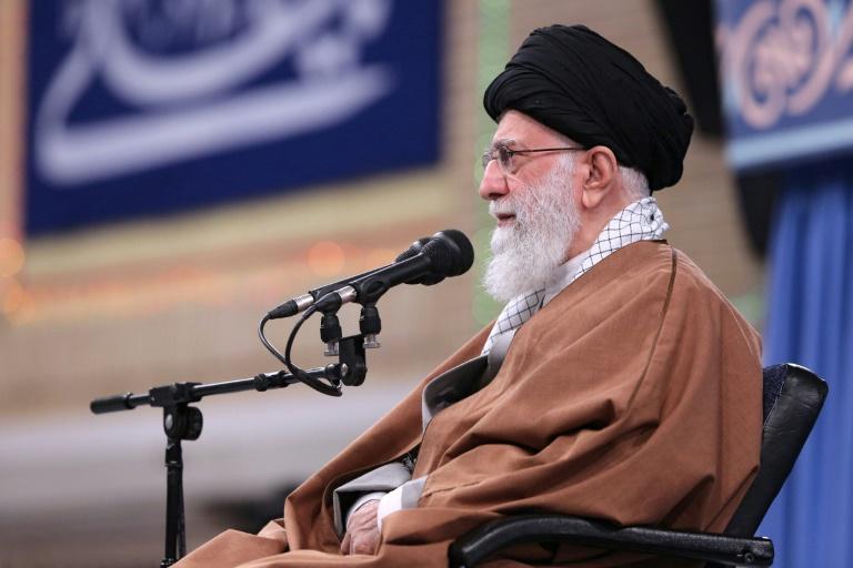 Khamenei condemns US, warns Iran will confront threats
