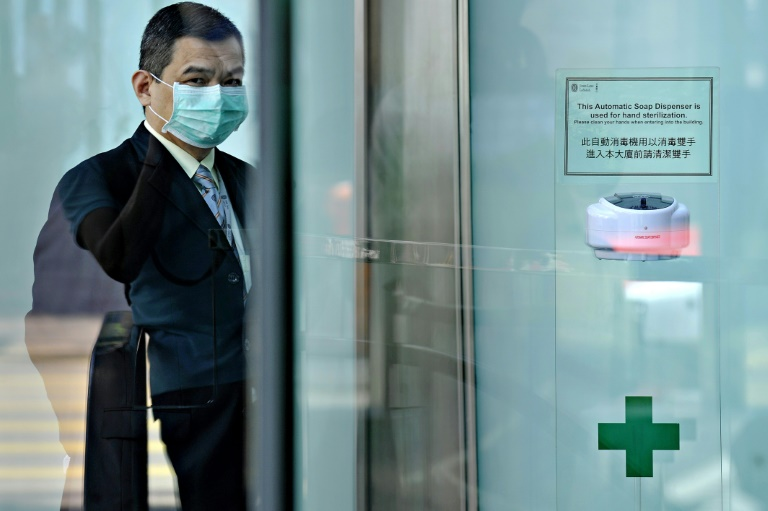Hong Kong steps up response to China pneumonia outbreak