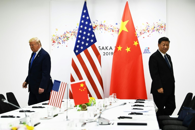 US, China to talk trade Thursday: Trump