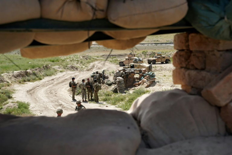 Afghan soldier killed two US troops: official