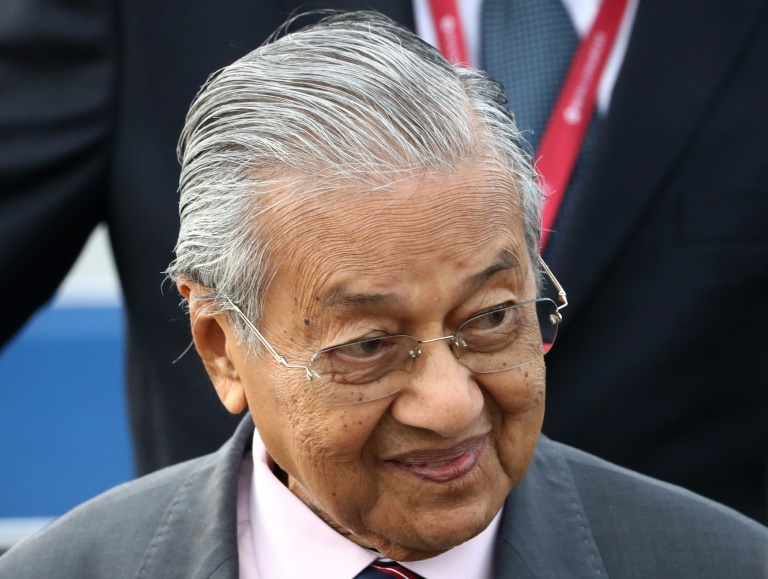 At UN, Malaysia PM seeks to curb use of sanctions