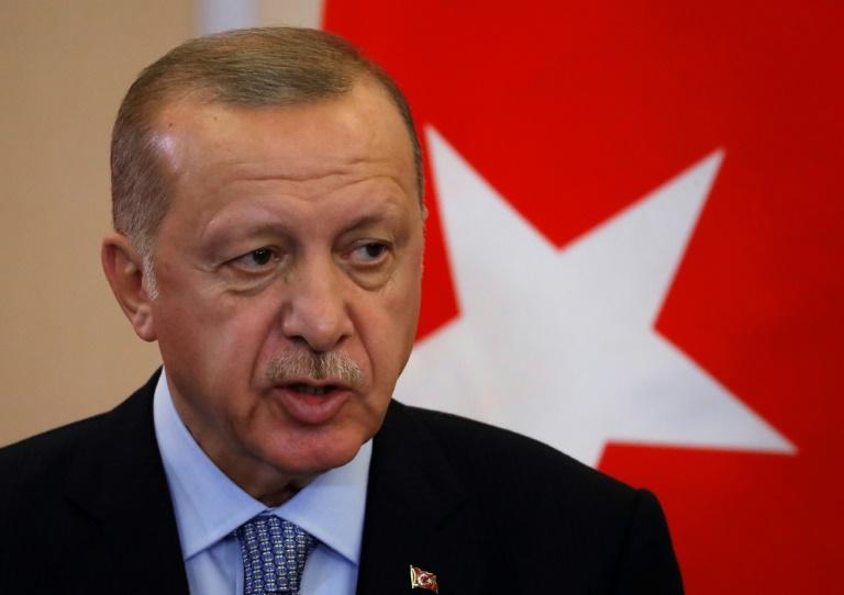 Erdogan says will clear terrorists from Syria border if Sochi deal fails