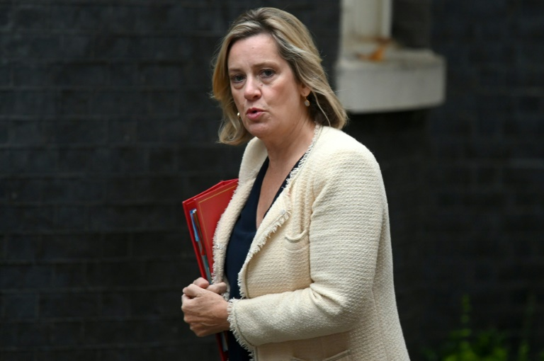 Top UK minister quits in new Brexit blow to PM Johnson