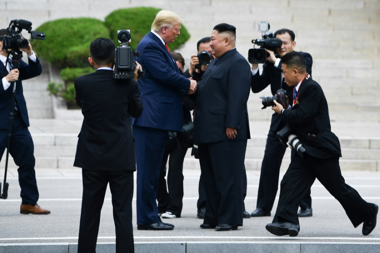 Five things we learned from Trump-Kim III