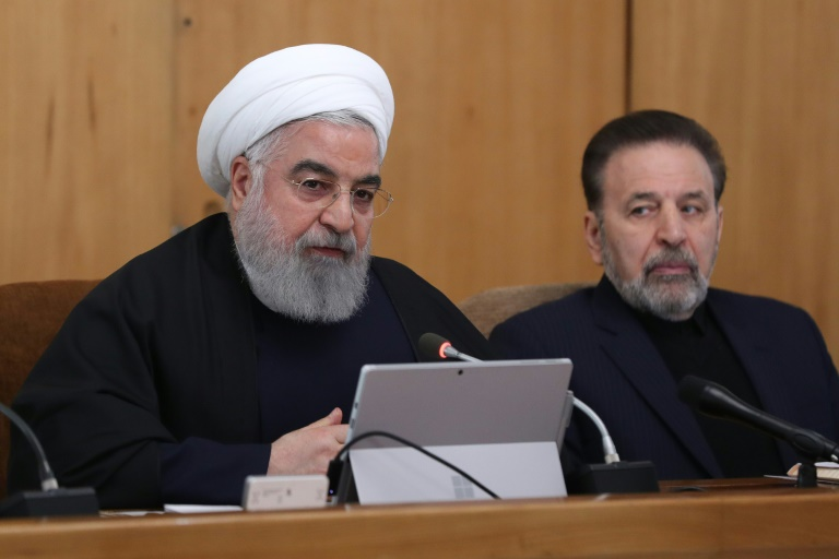 We dont retreat in face of America: Iran president