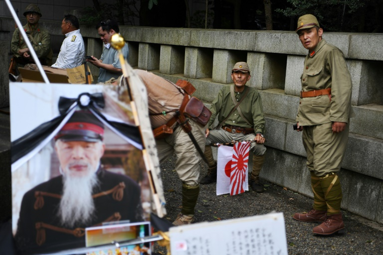 Japans Abe sends offering to controversial Yasukuni shrine
