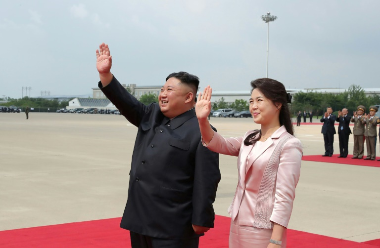Dirty depiction of Kims wife outraged NKorea: Russian envoy