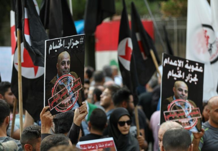 Lebanon detains former militia member accused of torture