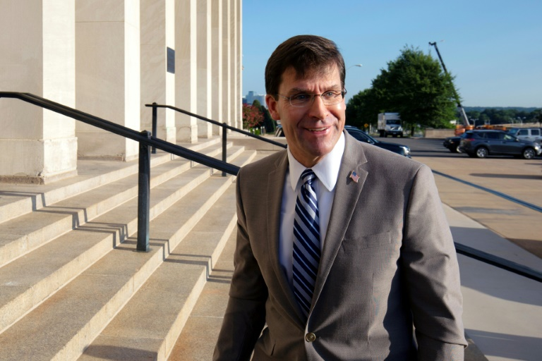 US wants to quickly deploy new missiles in Asia: Esper
