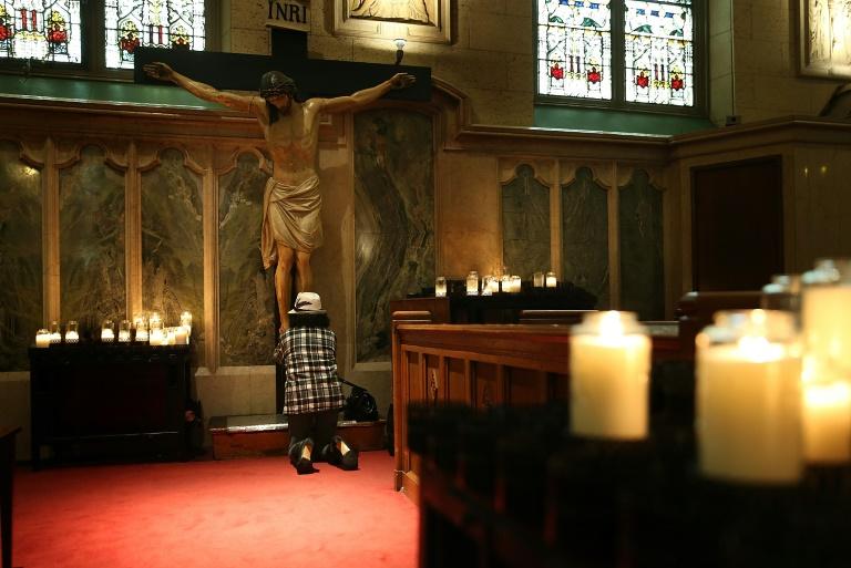A priest, a car crash and bags full of stolen parish money