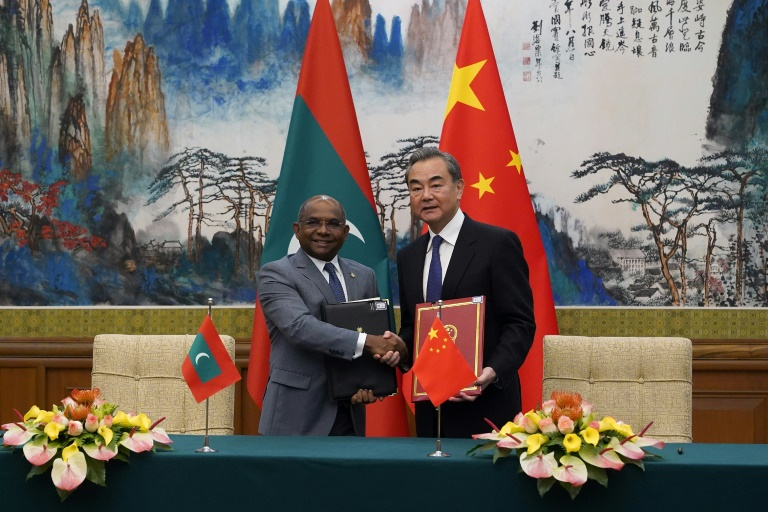 Maldives targets one million Chinese with more direct flights