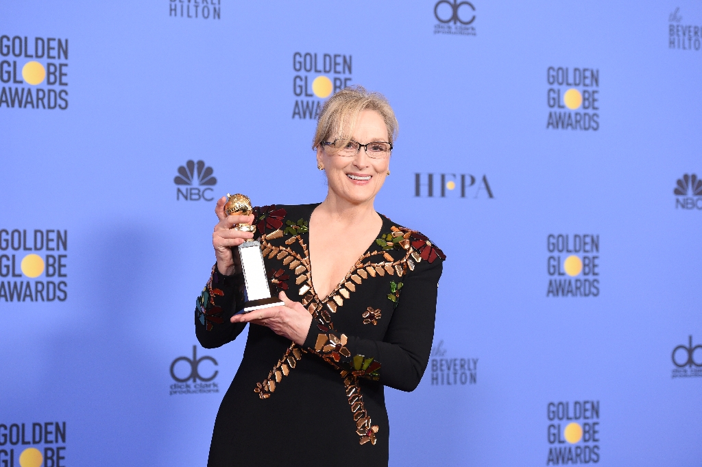 Meryl Streep breaks own record with 20th Oscar nomination