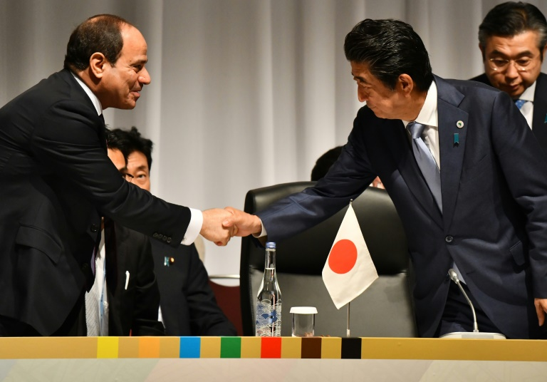 Japan PM wraps up Africa meet with debt warning aimed at China