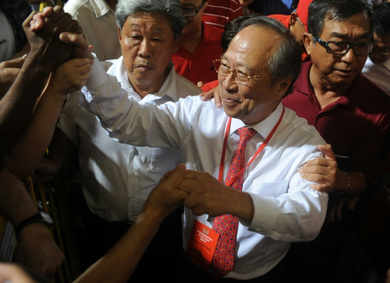 New Singapore opposition party launched as polls loom