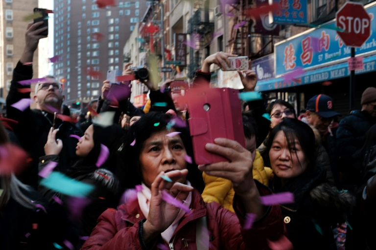 Banned at home but thriving abroad: Chinas social media campaign