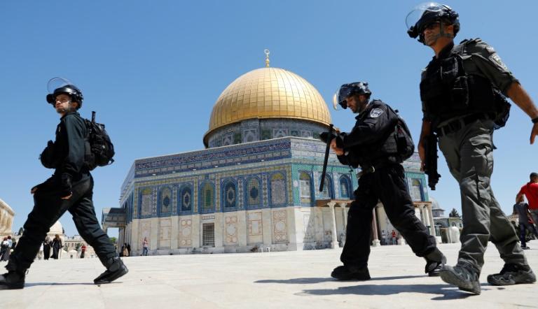 Jordan summons Israel envoy over Jerusalem violations