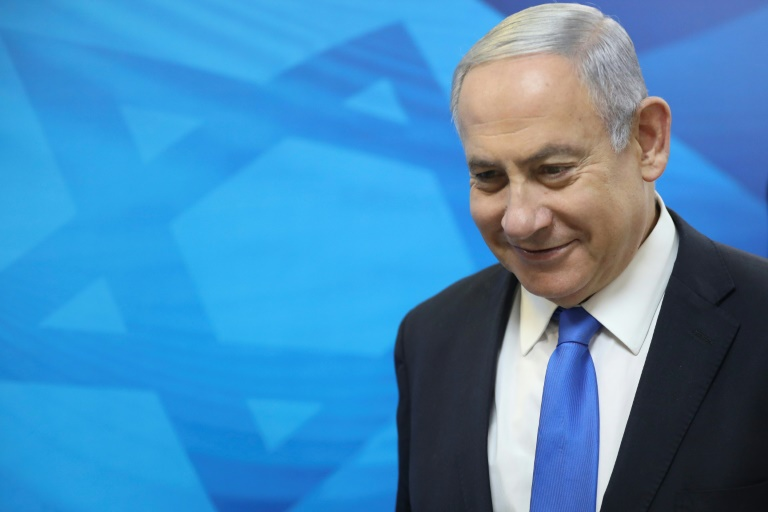 Iran trying to blackmail world by violating nuclear deal: Netanyahu